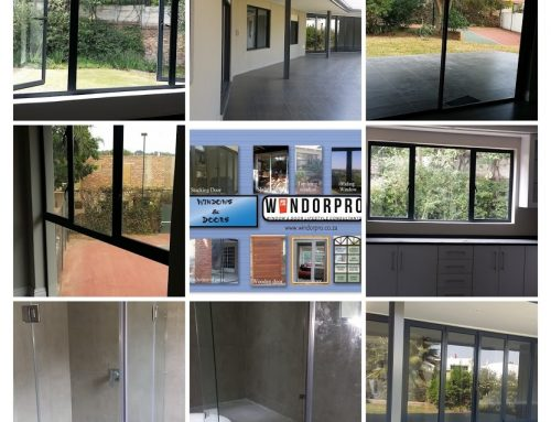Window and door Completed in Sandton