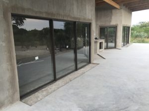 Three panel Sliding Door