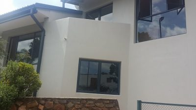 Replacing old windows with new windows in Sandton during early 2016