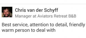 Chris Van Der Schyff