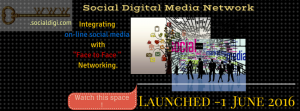 Integrating social media with real face to face marketing