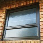 Aluminium top Hung window 900x900