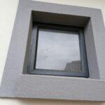 Aluminium top Hung window 600x600