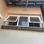 Top Hung window 1500 x600 2 vents